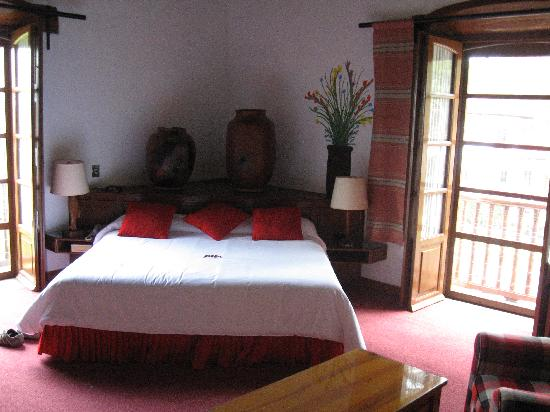 BEST WESTERN Posada De Don Vasco: Bedroom