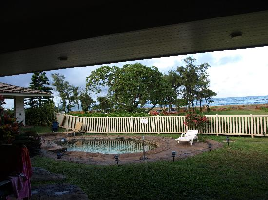 Moana Kai Beach Houses: The pool