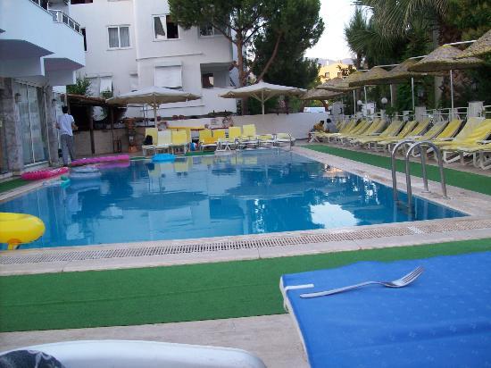Hotel Daystar Myra: pool
