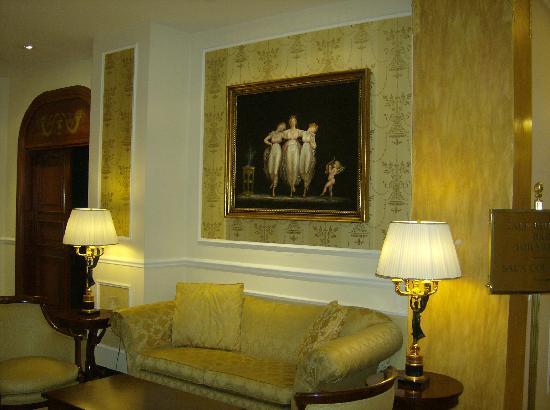 Hotel Europa: Lobby 3