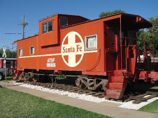 Woodrow House Bed and Breakfast: Caboose room