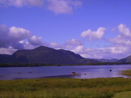 Killarney, İrlanda: Macgillycuddy Reeks