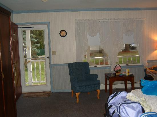 Myer Country Motel: Cute and roomy!