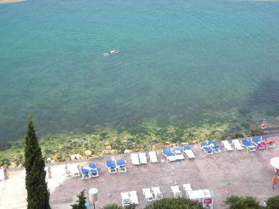 Grand Hotel Bernardin: Beach 3