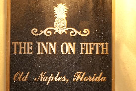 Неаполь, Флорида: Inn on Fifth- Great Stay highly reccomended