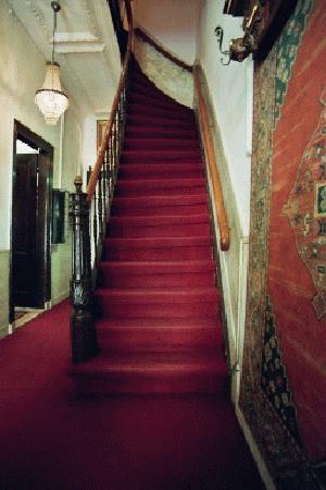 Parkzicht: Stairway