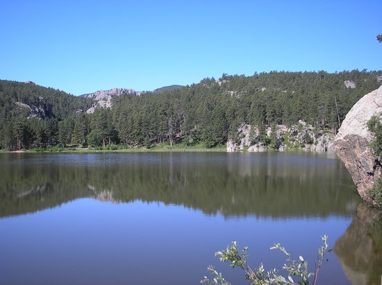 Custer State Park: Sylvan Lake