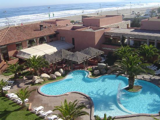 Hotel Club La Serena Vista Desde Habitación 6 Piso