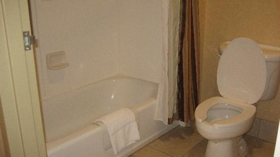 Homewood Suites Amarillo: Bathroom