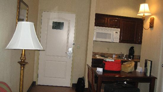 Homewood Suites Amarillo: Kitchenette