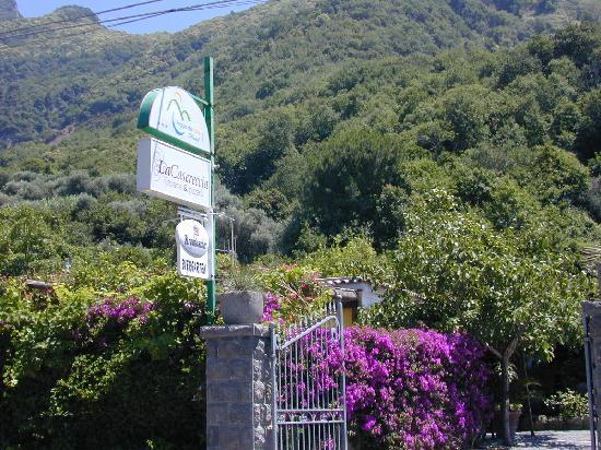 Poggio del Sole: The entrance to Poggio