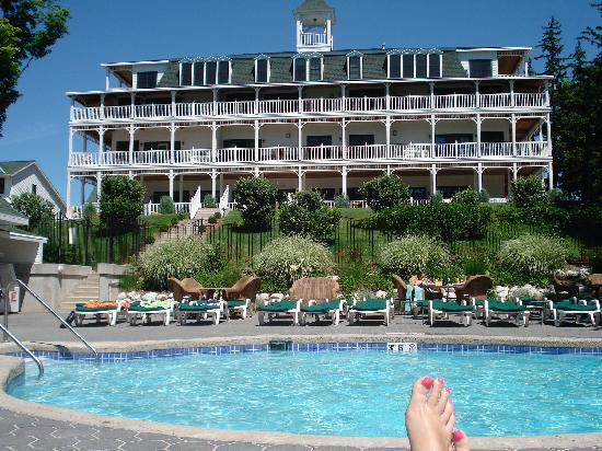 Victorian Village Resort: The awesome pool