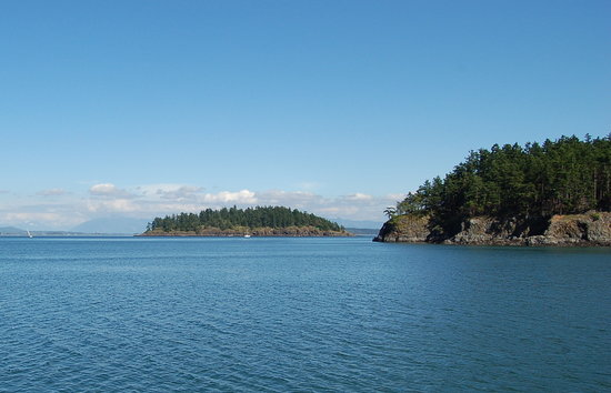 Anacortes, Ουάσιγκτον: Amazing Scenery and Calm Waters