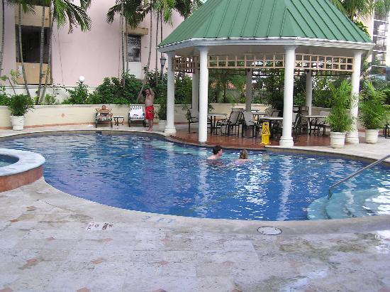 Panama Marriott Hotel : Marriott Pool
