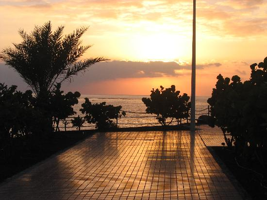 HOVIMA Santa Maria: sunset in costa adeje