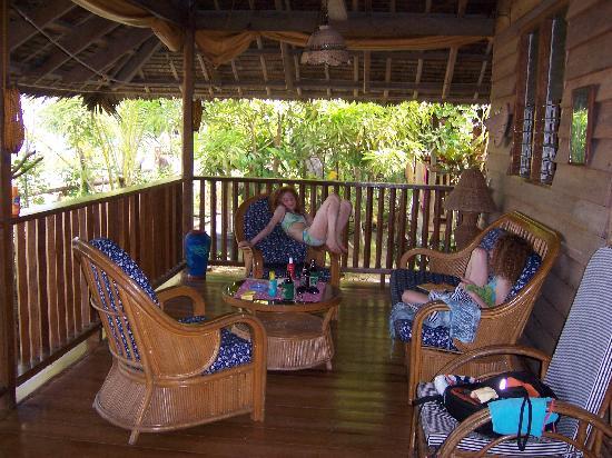 Bermuda Beach Resort: Veranda Beachfront Bungalow