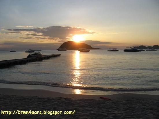 Redang Pelangi Resort: Sunrise that you would not want to miss out on