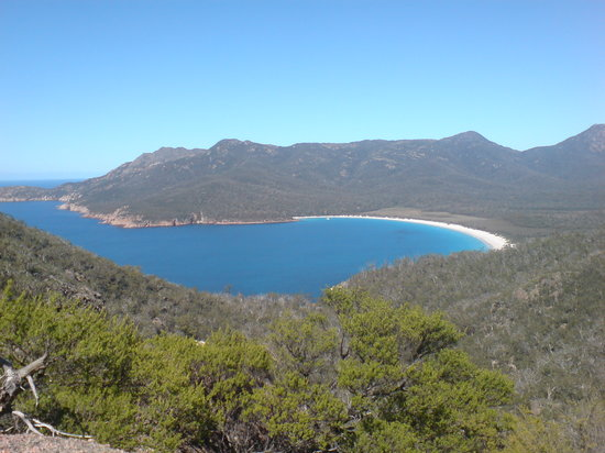 Тасмания, Австралия: Wineglass Bay, Tasmania