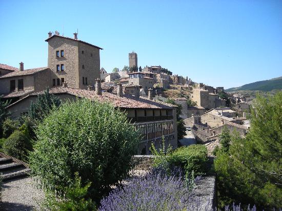 Parador de Sos del Rey Catolico : Parador and village