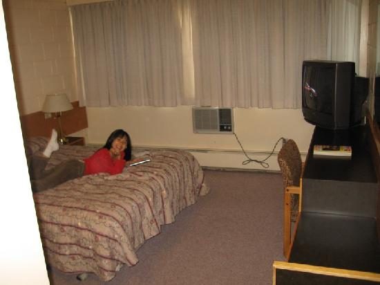 Quality Inn Quesnel: Second room