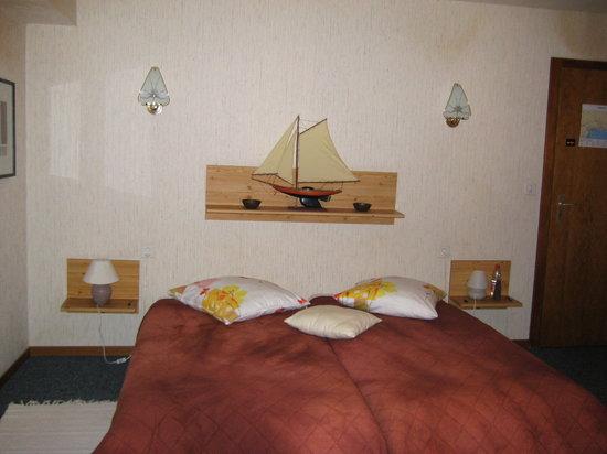 """Hotel du Lac Grandson : Doppelzimmer Thema """"Schneider"""""""