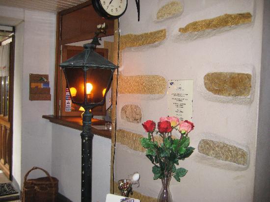 Hotel du Lac Grandson : Reception