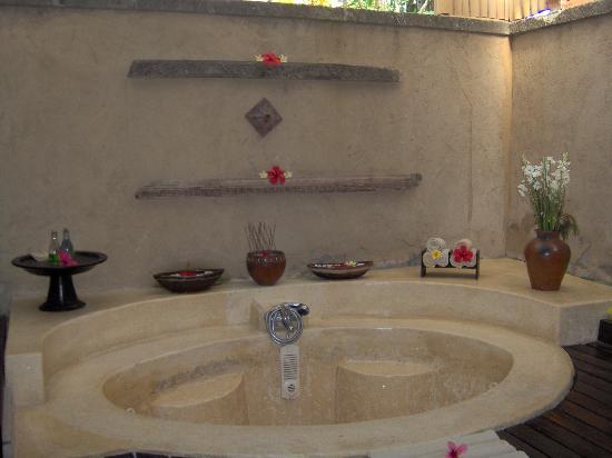 Barong Resort and Spa : spa