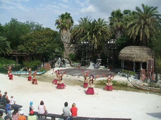 California Garden : portaventura
