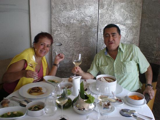 Le Petit Nice: Elena et Florencio Gomez