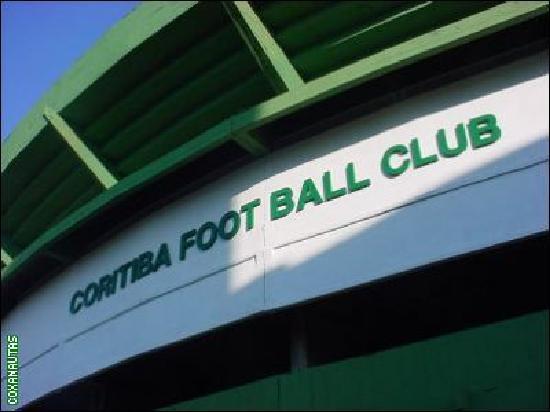 Major Antonio Couto Pereira Stadium: Front