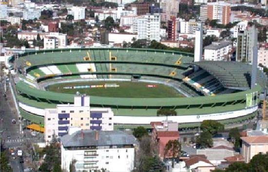 Major Antonio Couto Pereira Stadium: Outsite view