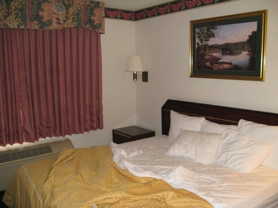 Comfort Suites Airport Phoenix: Bedroom
