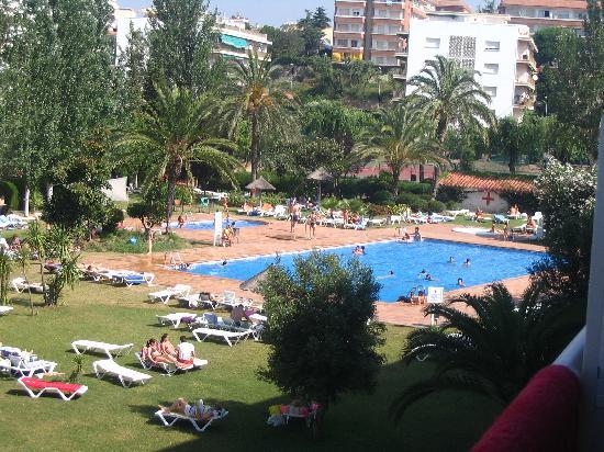 Hotel Surf-Mar: la piscine