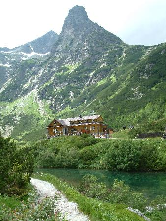 Stary Smokovec, Eslovaquia: Zelene Plesco