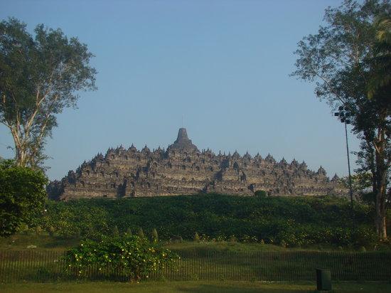 Borobudur Temple: Borobudur
