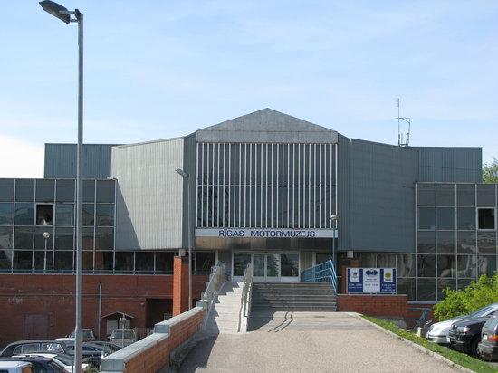 Riga Motormuseum : Riga Motor Museum