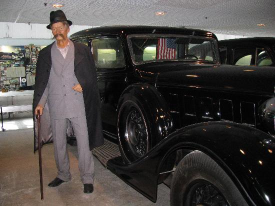 Riga Motormuseum : Maxim Gorky's car