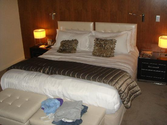 Sofitel Queenstown Hotel & Spa: bed