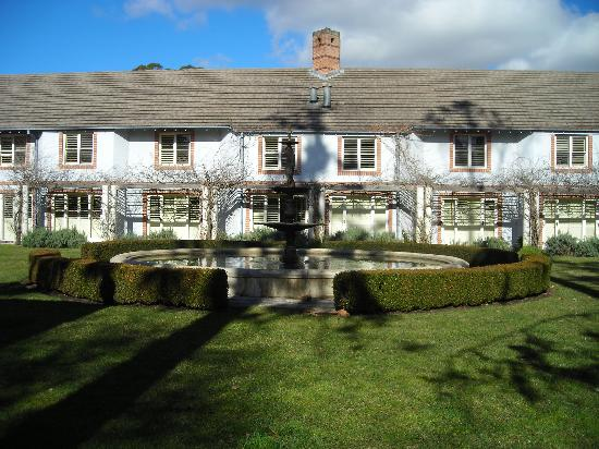 Milton Park Country House Hotel & Spa: Hotel....
