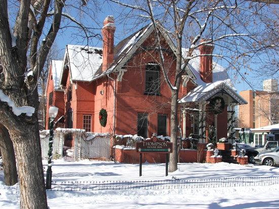 Thompson House Inn - Beautiful, is it not?