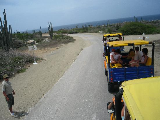 ABC Tours Aruba: Jeeps