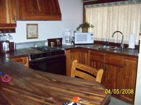 Soap Lake, WA: Kitchen room 17