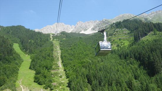 Innsbruck, Austria: Nordkettenbahnen
