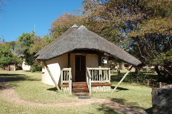 our rondavel chobe safari lodge picture of chobe. Black Bedroom Furniture Sets. Home Design Ideas
