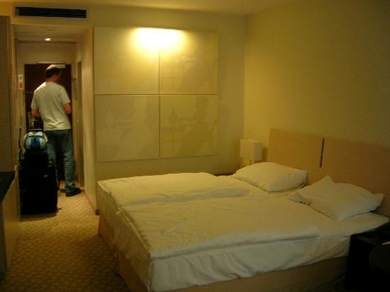 Hotel Das Tigra: Bedroom