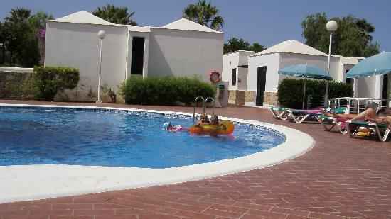 Los Cardones: The pool