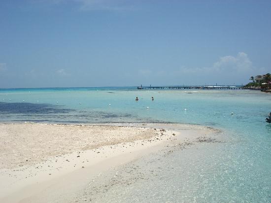 Pulau Mujeres, Meksiko: Playa Norte