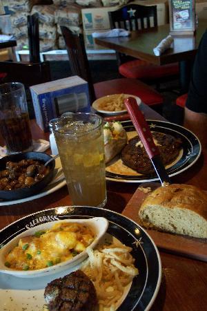 Saltgrass Steak House : dinner for two