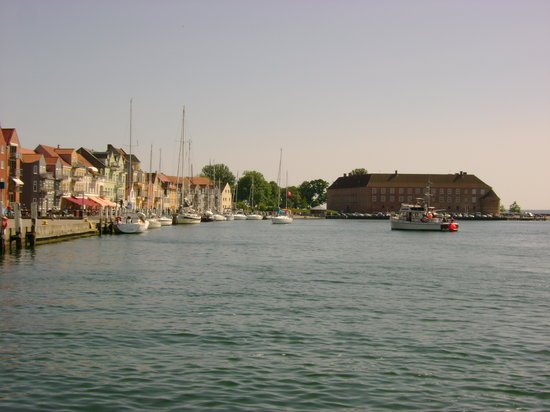 Restaurants in Soenderborg