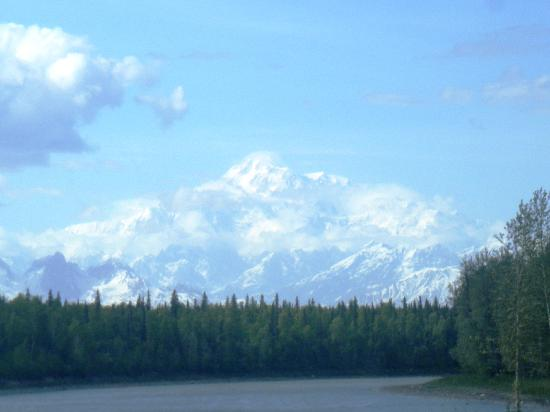 Denali: Our best view of the whole mountain